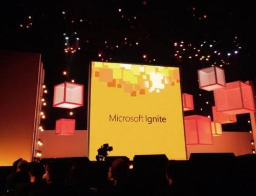 TimeFleX @ Microsoft Ignite