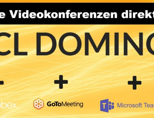 Videokonferenzen aus HCL Notes/ HCL Domino